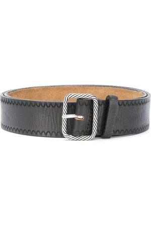 Dsquared2 Braided buckle belt