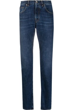 ELEVENTY Mid-rise straight jeans