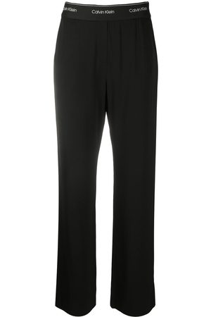 Calvin Klein Belted waist trousers