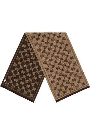 Gucci GG Supreme scarf - Neutrals