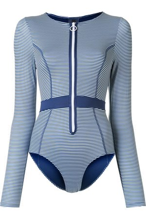 Duskii Gigi long-sleeved swimsuit