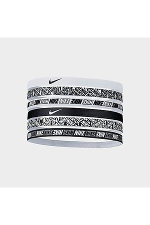 Nike Printed Assorted 6-Pack Headbands in / Polyester/Spandex