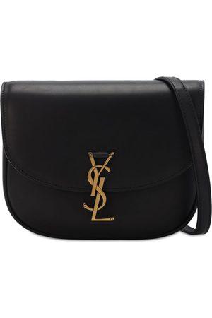 Saint Laurent Medium Kaia Leather Shoulder Bag