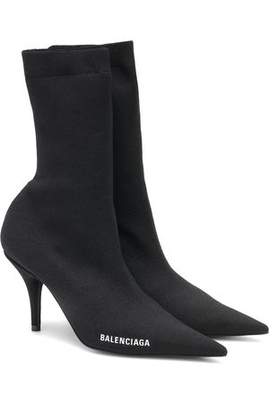 Balenciaga Knife sock boots