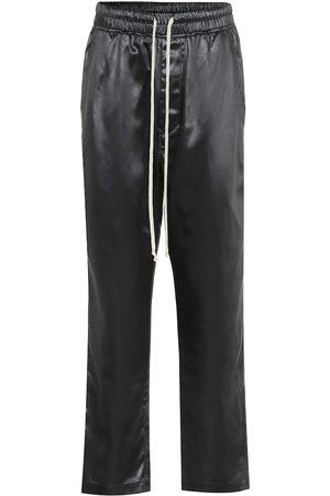 Rick Owens Straight-leg trackpants