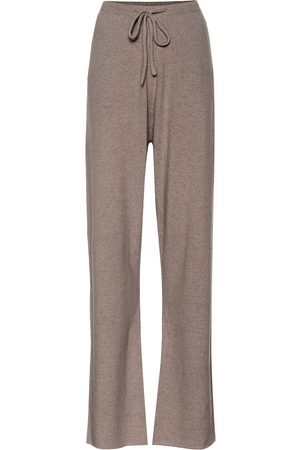 EXTREME CASHMERE N° 142 Run trackpants