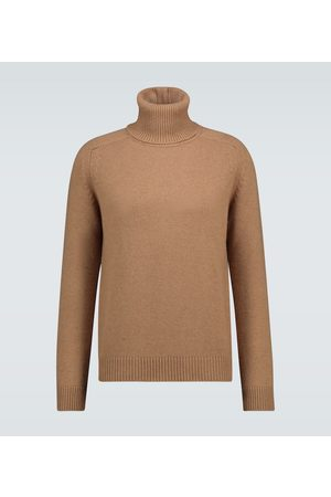 Saint Laurent Wool turtleneck sweater