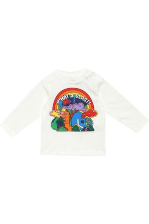 Stella McCartney Baby cotton jersey top