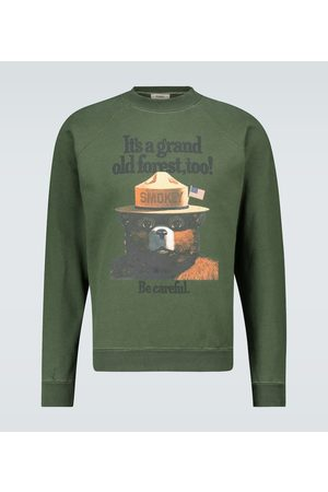 Phipps Smokey Bear graphic sweatshirt
