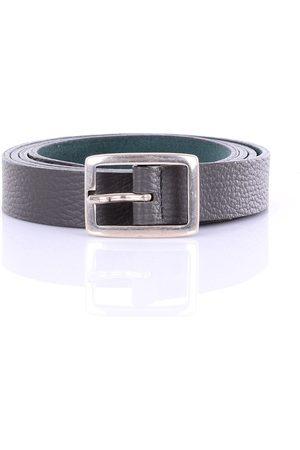 D'AMICO Belts Men Grey
