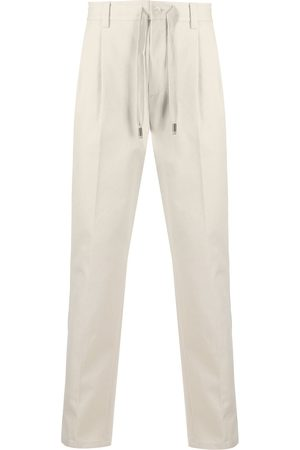 Dolce & Gabbana Drawstring chino trousers - Neutrals