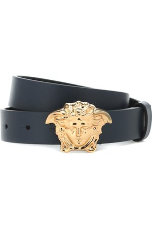 VERSACE Girls Belts - Medusa leather belt