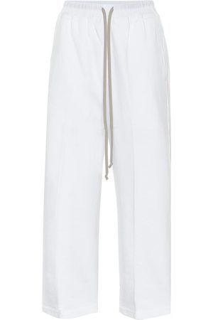 Rick Owens High-rise straight pants