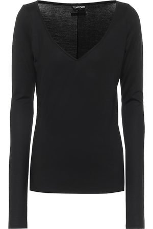 Tom Ford Stretch-wool sweater