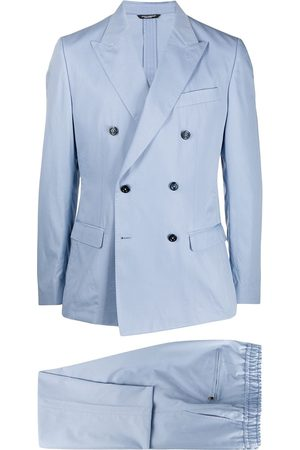 Dolce & Gabbana Double-breasted casual suit