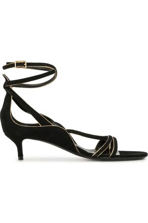 Pierre Hardy Crossover strap sandals