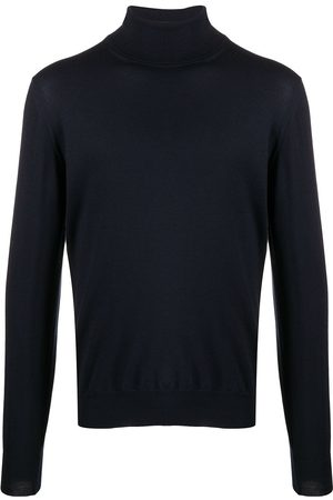 La Fileria For D'aniello Ribbed roll-neck jumper