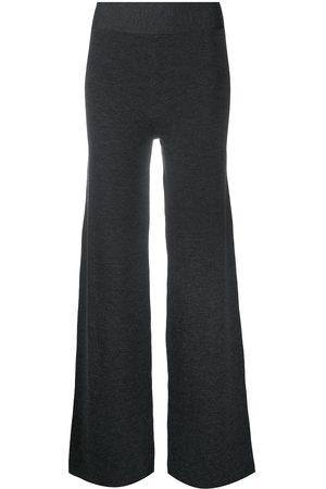 P.a.r.o.s.h. Lyric flared track pants - Grey