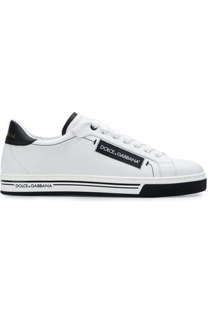 Dolce & Gabbana Branded side classic trainers
