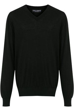 Dolce & Gabbana Cashmere v-neck sweater