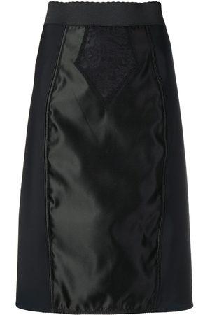 Dolce & Gabbana Corset-style skirt