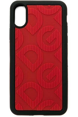 Dolce & Gabbana Men Phones Cases - DG logo iPhone X/XS case