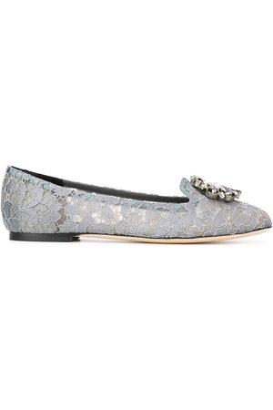 Dolce & Gabbana Vally slippers - Grey