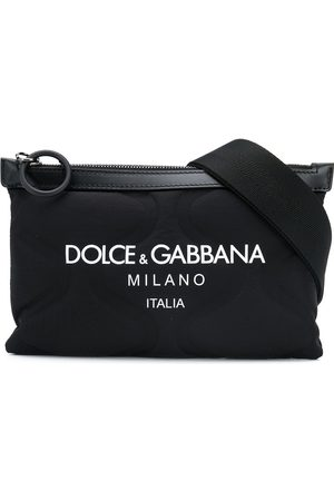 Dolce & Gabbana Embossed belt bag with logo
