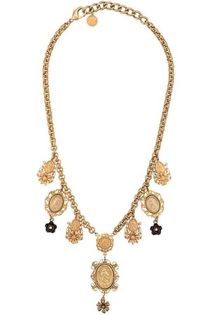 Dolce & Gabbana Women Necklaces - Necklace with pendants