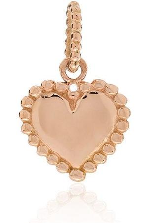 GIGI CLOZEAU 18kt rose Lucky Heart charm