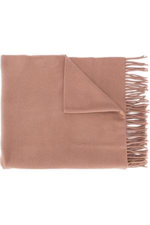 Acne Studios Canada New fringed scarf - Neutrals