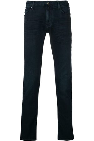 Emporio Armani Regular slim fit trousers