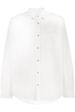 Nanushka Kale long-sleeved shirt