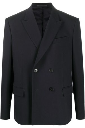 VALENTINO Double-breasted long-sleeve blazer