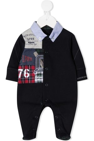 Lapin House Bodysuits & All-In-Ones - Button-down babygrow