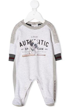 Lapin House Authentic babygrow - Grey
