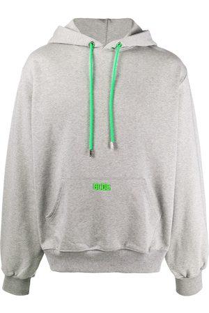 GCDS Long-sleeve hoodie - Grey