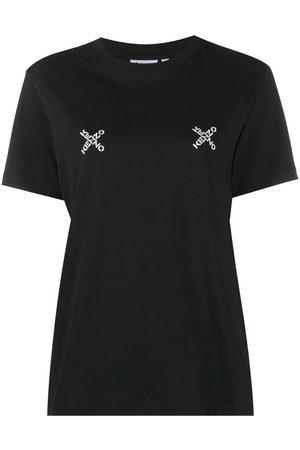 Kenzo Cross logo-print T-shirt