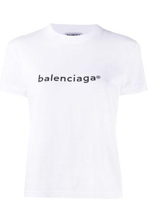 Balenciaga Logo-print T-shirt