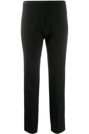 ETRO Women Skinny Pants - Mid-rise slim-fit trousers