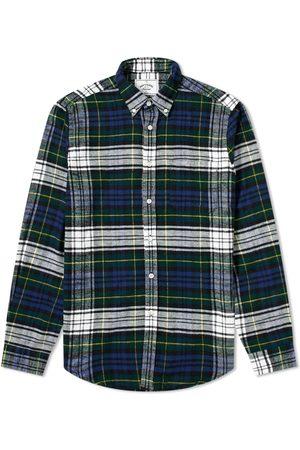 Portuguese Flannel Button Down Sacramento Check Shirt