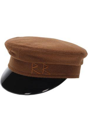 Ruslan Baginskiy Wool Baker Boy Cap