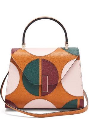 VALEXTRA Women Purses - X La Double J Iside Small Leather Bag - Womens - Multi