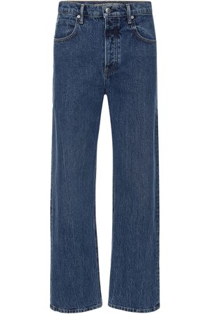 Alexander Wang Cotton Denim Skater Jeans