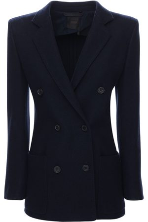 Agnona Double Breasted Cashmere Jacket