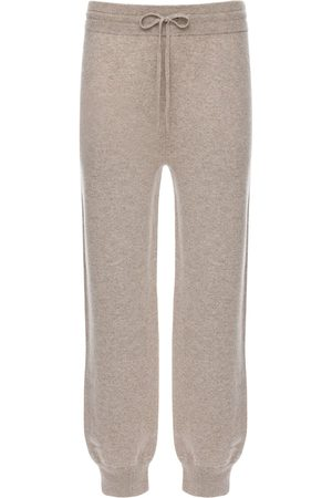 Agnona Cashmere Knit Sweatpants
