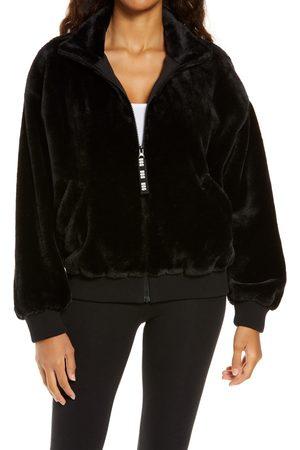 UGG Women's UGG Laken Mock Neck Fleece Jacket