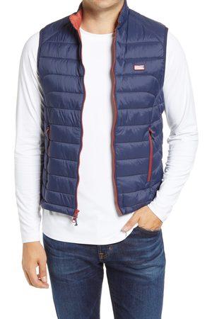 Johnnie-o Men Gilets - Men's Hudson Classic Quilted Nylon Vest