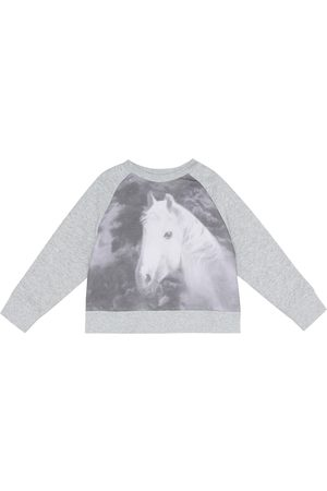 Stella McCartney Printed cotton sweatshirt
