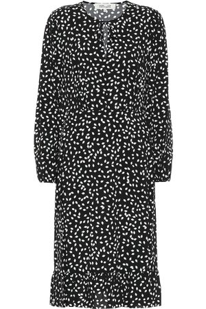 Diane von Furstenberg Campbell printed midi dress